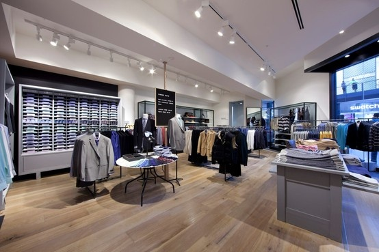 Trenery Highpoint - White Smoked timber flooring by Harper & Sandilands