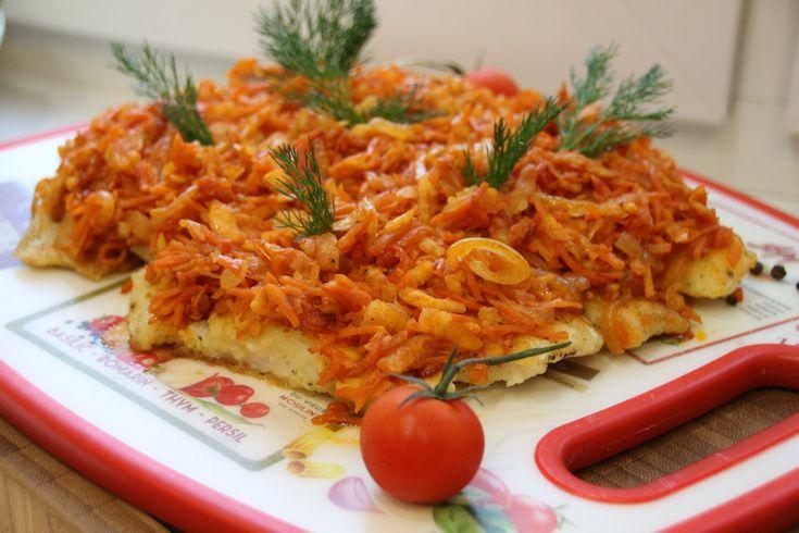 Рыба под маринадом | cooklikemary.ru