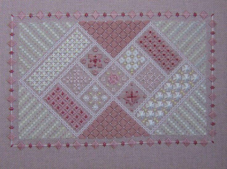Mystery #4 Loretta Spears, needlepoint