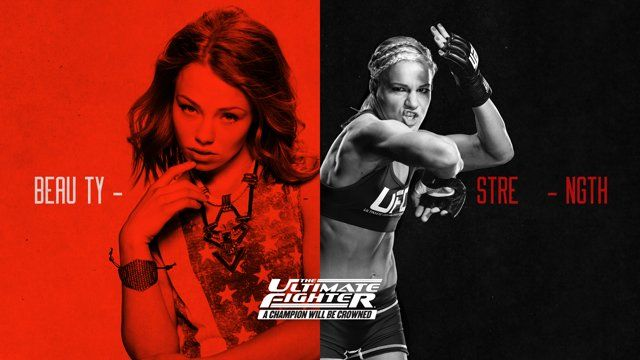 """THE ULTIMATE FIGHTER - SEASON 20"" 2014. FoxSports - ""The Ultimate Fighter - Season 20"" ""Beauty in Strength"" / Launch Spot and Toolkit."