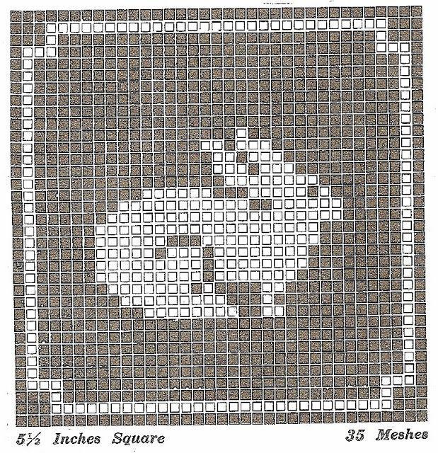 FREE animal filet crochet patterns!