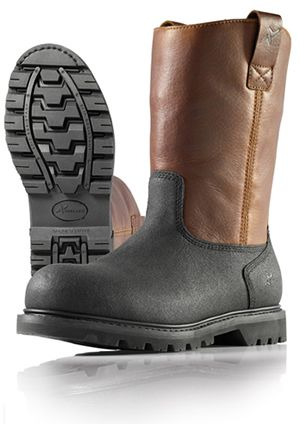 Wellco Mens Resistor PT Barnyard Chemical Resistant Steel Toe Wellington Work Boots # 731:… #TrapperSupplies #TrapperBooks #TrapperVideos