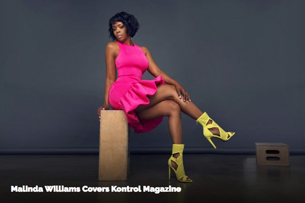 """Mo'Nique Serves Hollywood Glam For SHEEN + Malinda Williams Flosses Her Bangin' Bod On KONTROL + Michel'le Talks Women Empowerment On """"The Real"""""""