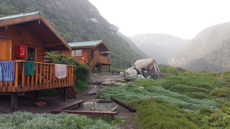 The Otter trail in South Africa  #travel