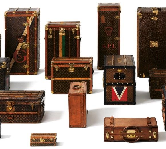 Since 1854, when MonsieurLouis Vuitton opened his first store inParis, his name has been synonymous with the ultimate in luxuriousluggage. His incredibletrunks with their now iconic canvas cove...