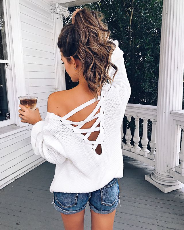 LOVE this sweater from the NSale (Fall Top My Style)