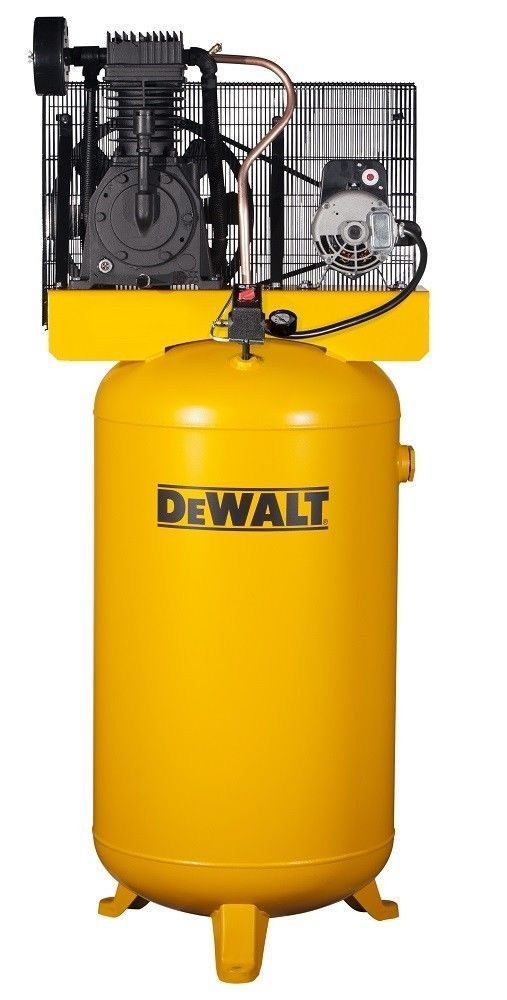 DeWalt 80 Gallon 2 Stage Air Compressor #DEWALT