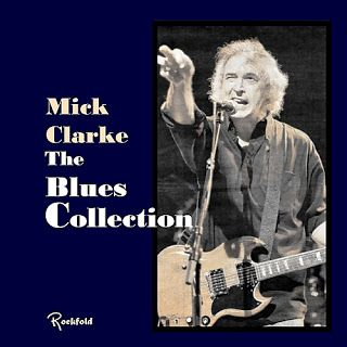 Music Blocks: Mick Clarke - The Blues Collection (2019) (LOSSLESS