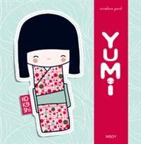 Yumi - Tekijä: Annelore Parot -Yumi on kokeshi, pikkuruinen puunukke Japanista. Yumin ja tämän ystävien kanssa etsitään kimonoon sopiva viuhka, löydetään puistoon piiloutunut Bambu ja ja ihaillaan ilmaan nousseita leijoja. Kokes hien naamiai sissa pandat, elefantit, krokotiilit ja geishat herkuttelevat sushilla ja sashimilla. Yöksi hiljentyvässä puistossa Yumi kulkee kirsikkapuiden alla ja nukahtaa sen oksille kiivenneiden eläimien lomaan.
