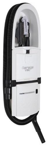 GarageVac GH120-W Surface Mounted Vacuum - modern - vacuum cleaners - Michiko Fuller