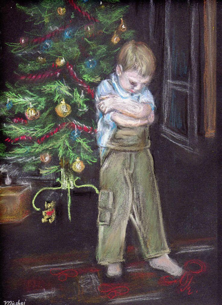 durcás karácsony...pasztell