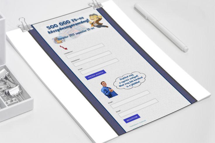 HTML form - Weboldal készítés. (nyereményjáték)