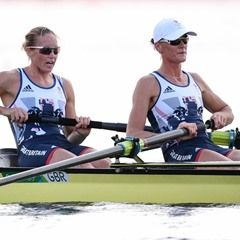 Women's Pair Semifinals Rowing events at Rio 2016 Olympic Games
