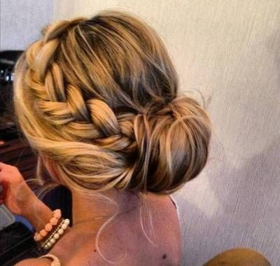 Prom Hairstyles Updo Tumblr Ombre Pinterest Prom Hair Hair