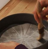 How To: Prepare Cake Pans (Step-by-step & video)