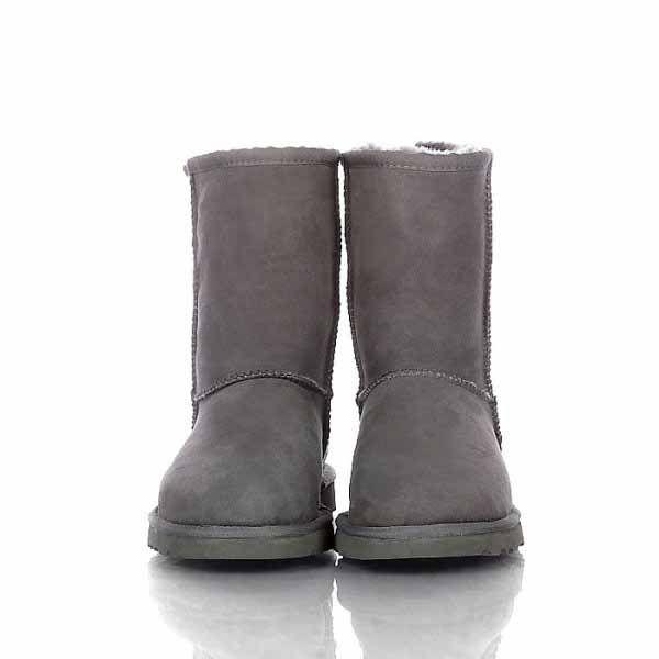 UGG Classic Short Boots 5825 Grey New