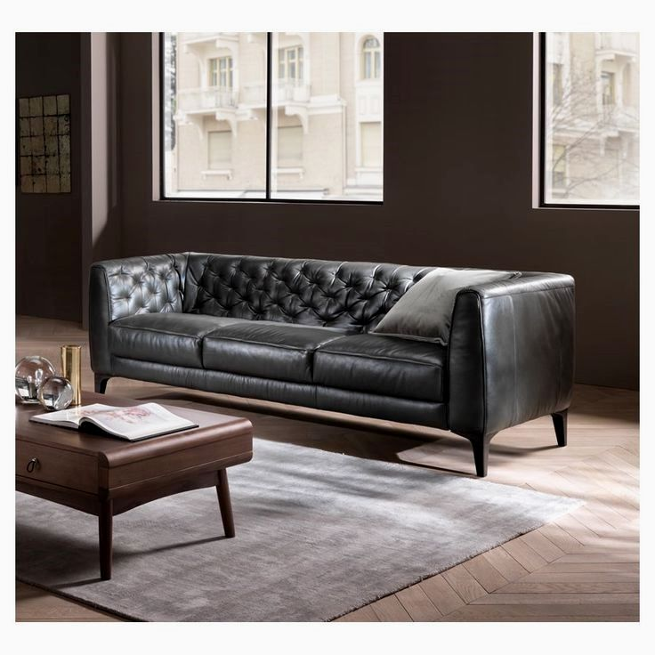 Fonkelnieuw Choosing A Leather Sofa. Enhance your interior decor with a brand DS-69