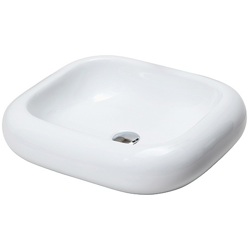 Vessel Sinks Rona : Rounded vessel sink at Rona. $75 Modern Shower & Bath Pinterest