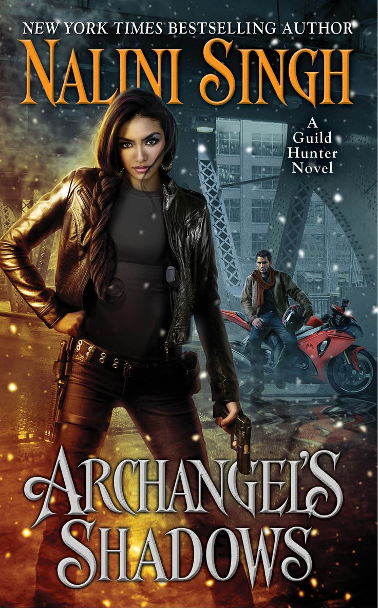 Archangel's Shadows (Guild Hunter #7) by Nalini Singh (November 2014) Berkley Sensation