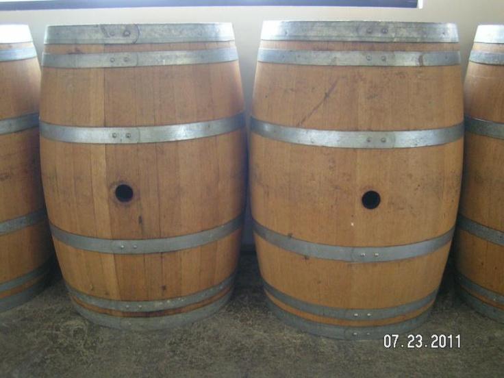 59 Gallon American Oak Real Kentucky Wine Barrels Buy