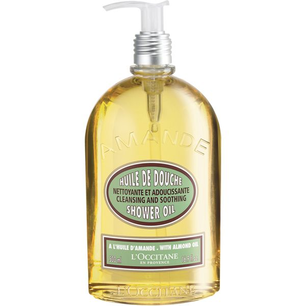 Lu0027occitane Almond Shower Oil    Best Shaving Product Hands Down!