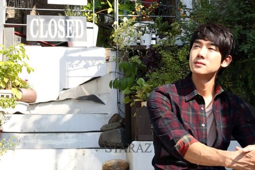 Yoo Yeon Seok for Staraz