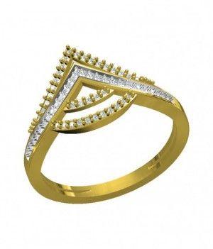 Define jewellery define gold 18kt ring - buy...