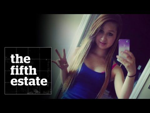 Stalking Amanda Todd : The Man in the Shadows - the fifth estate - YouTube. KIDS AND INTERNET. CANADA. CYBER STALKING.
