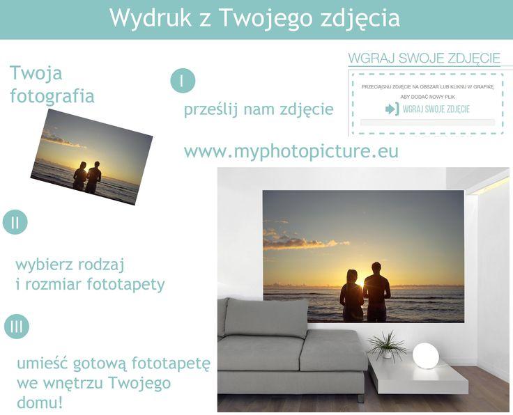 #Fototapeta z Twoim #zdjęciem  to oryginalna ozdoba #wnętrza #domu oraz #mieszkania!