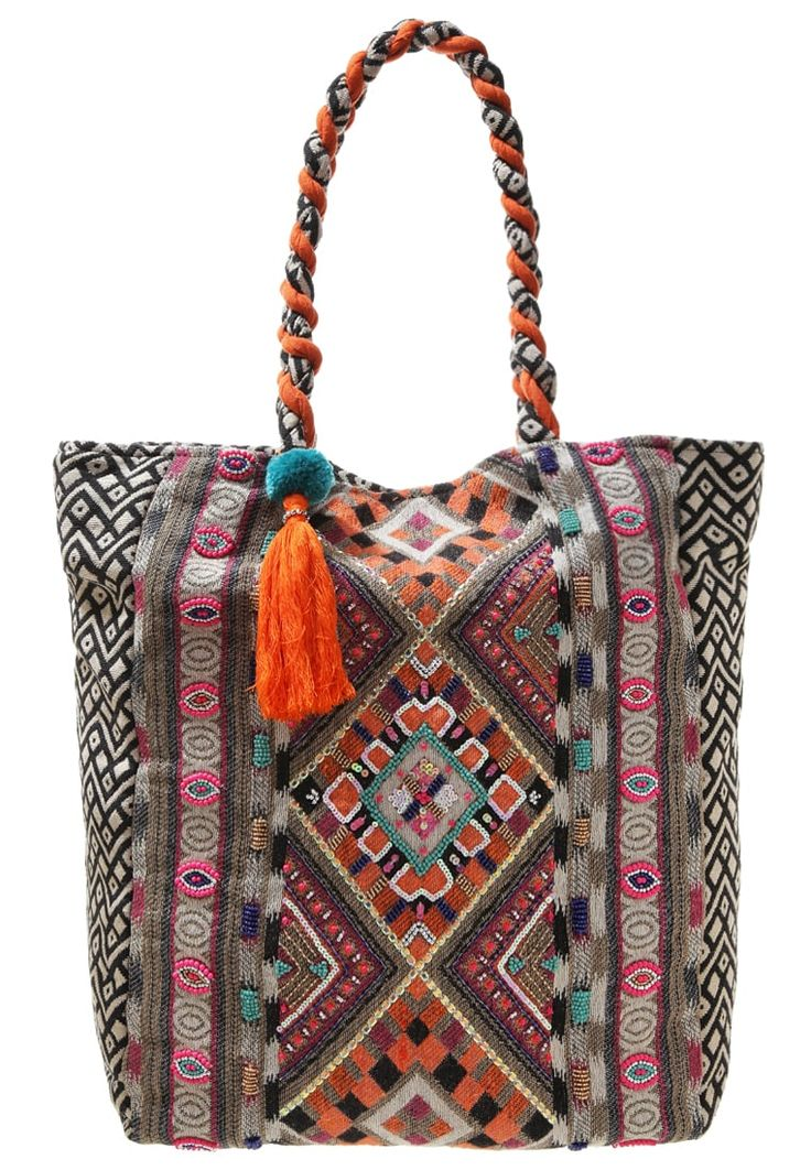 Tilaa ilman lähetyskuluja New Look Shopping bag - orange : 29,95 € (31.5.2016) Zalando.fi-verkkokaupasta.
