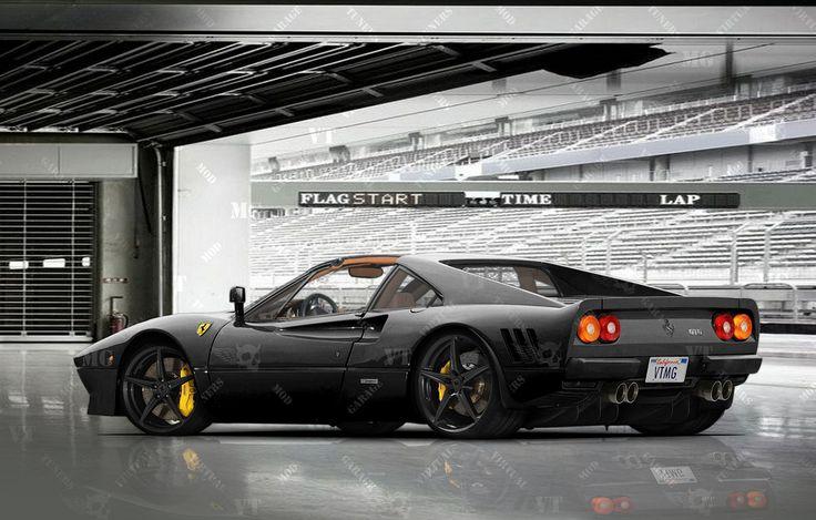 Ferrari 288 GTO | Drive a Ferrari @ http://www.globalracingschools.com