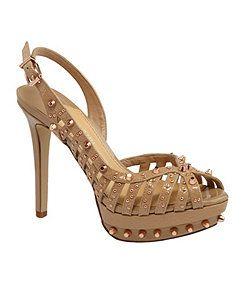 Gianni Bini Shoes // I own these in black and sander - and LOVE them