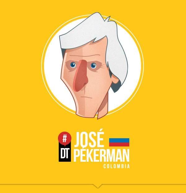 José Nestor Pekerman by Petirojo