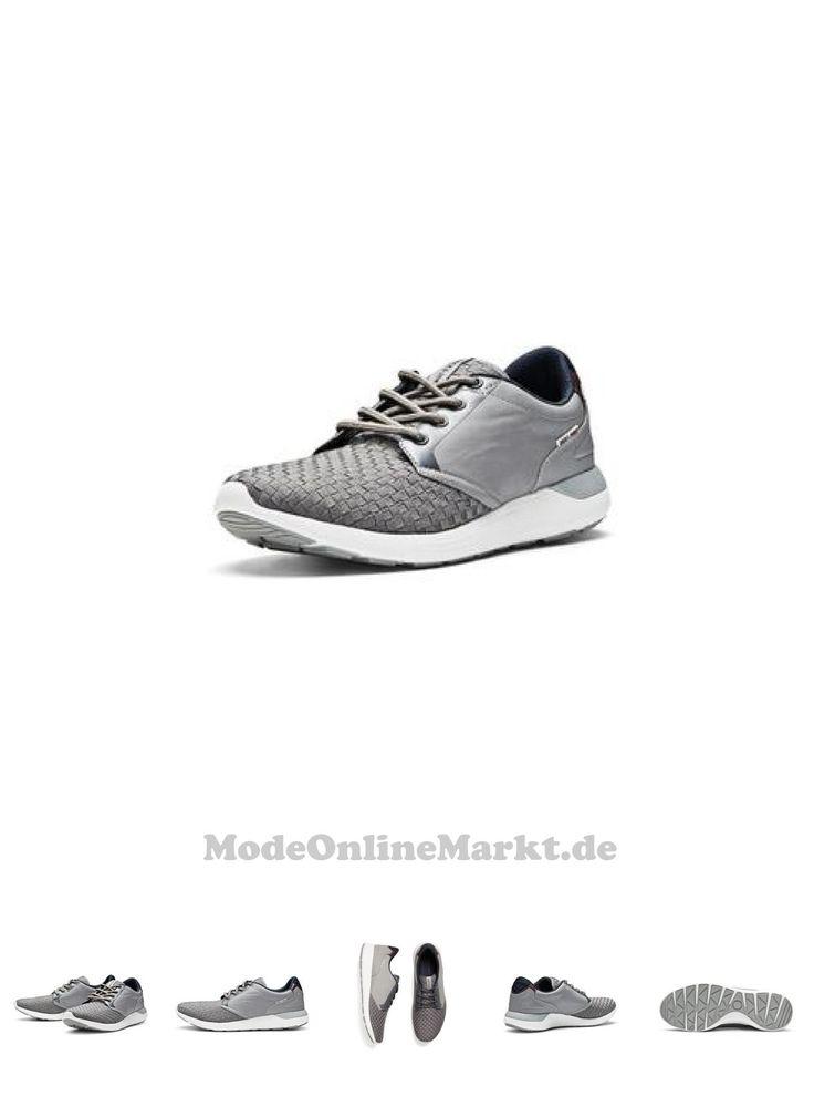 05712839236424 | #JACK  #038; #JONES #Herren #Leichter #Sneaker #grau