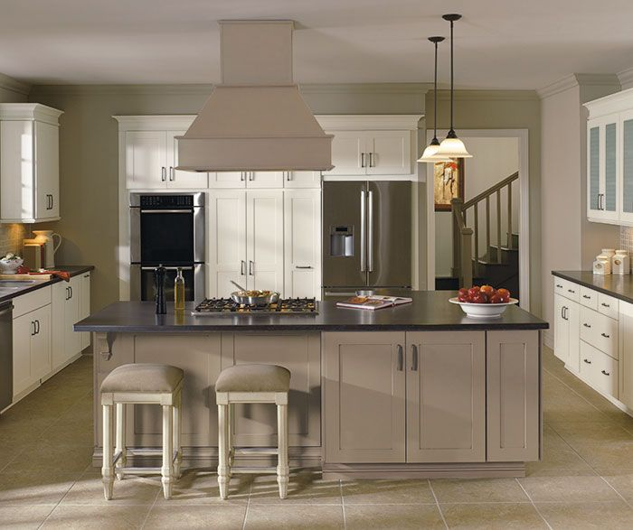 Shaker Style Countertops And Style On Pinterest: Gresham Cabinet Door - Diamond At Lowes