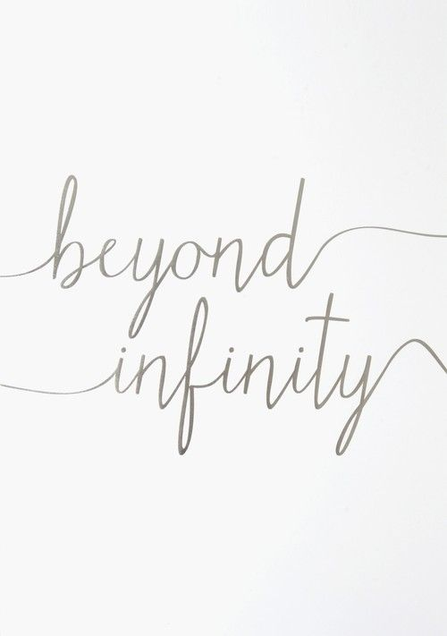 To anyone who is reaching for the feeling of love that goes beyond infinity.  PS! This also makes a pretty nice wedding gift...  www.wispira.com