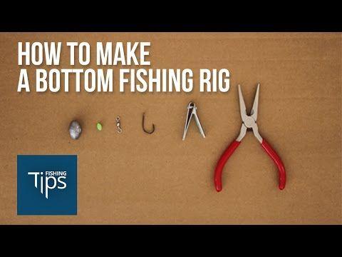 How to Make a Bottom Fishing Rig | Carolina Rig | Fishing Tips - (More info on: https://1-W-W.COM/fishing/how-to-make-a-bottom-fishing-rig-carolina-rig-fishing-tips/)