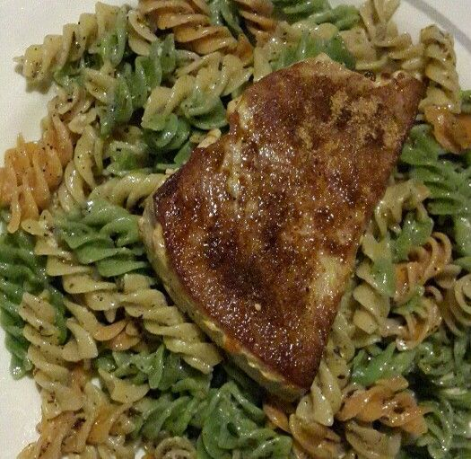 Tuna & pasta