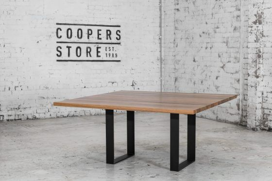 COOPERS STORE Ranger Black Spotted Gum Square
