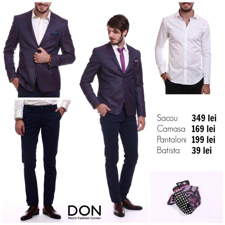 Shop The Look - 680 lei don-men.com #shopnow #shoponline