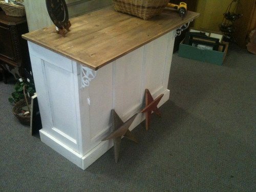 kitchen island made from old doors kitchen island made from doors out there 9410