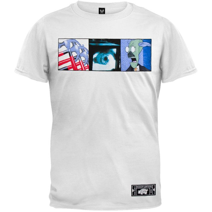 Roger Waters - Film Cells T-Shirt