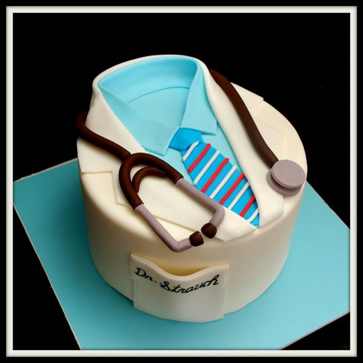 Doctor Cake Design Ideas Dmost for