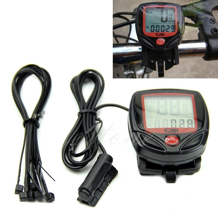 Waterproof Digital LCD Speedometer     Tag a friend who would love this!     FREE Shipping Worldwide     Get it here ---> https://cyclingfest.com/waterproof-digital-lcd-speedometer/