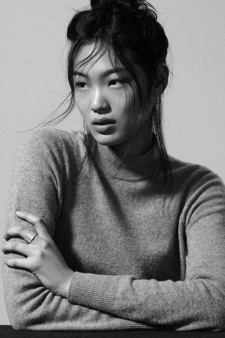 "senyahearts: ""Chiharu Okunugi @ New York Model Management in ""Diversity Rules"" Photographed by: Hans Neumann for Models.com """