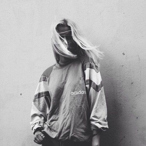 Old school Adidas shirt via Pinterest / jesssshing