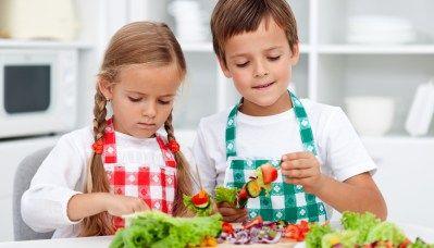 Food chaining: método para a criança experimentar novos alimentos