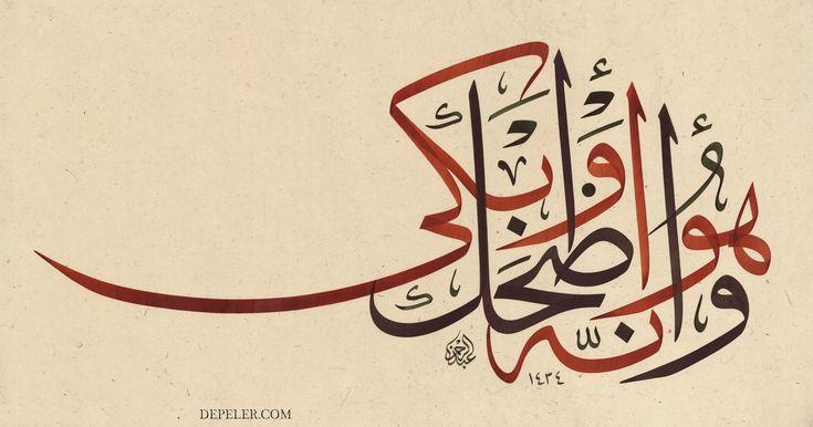 Abdurrahman Depeler - Necm Sûresi 43.ayet