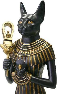 Bastet,deesse égyptienne. - bad nana créations