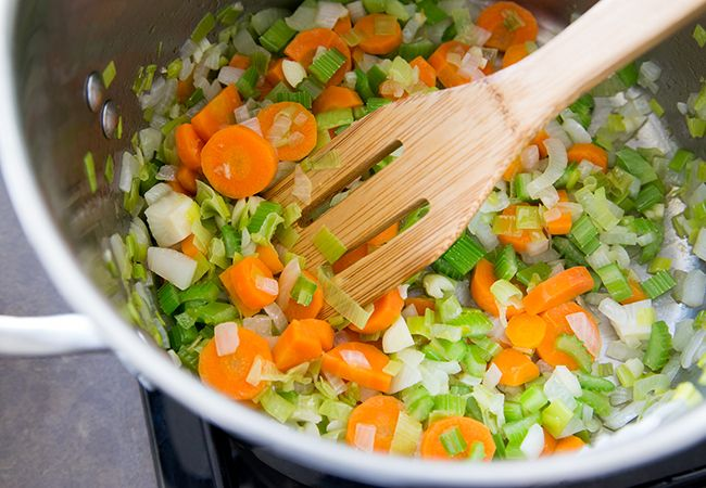 Classic Vegetable Soup Recipe for Earth Day